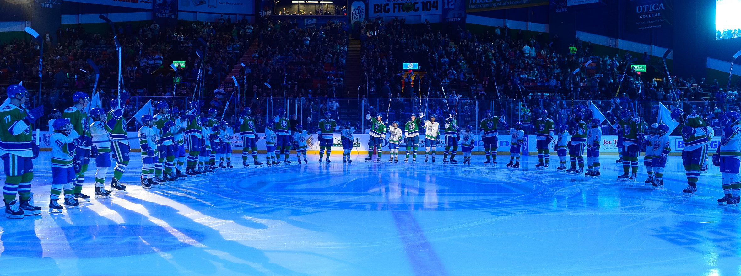 COMETS ANNOUNCE OPENING NIGHT ROSTER