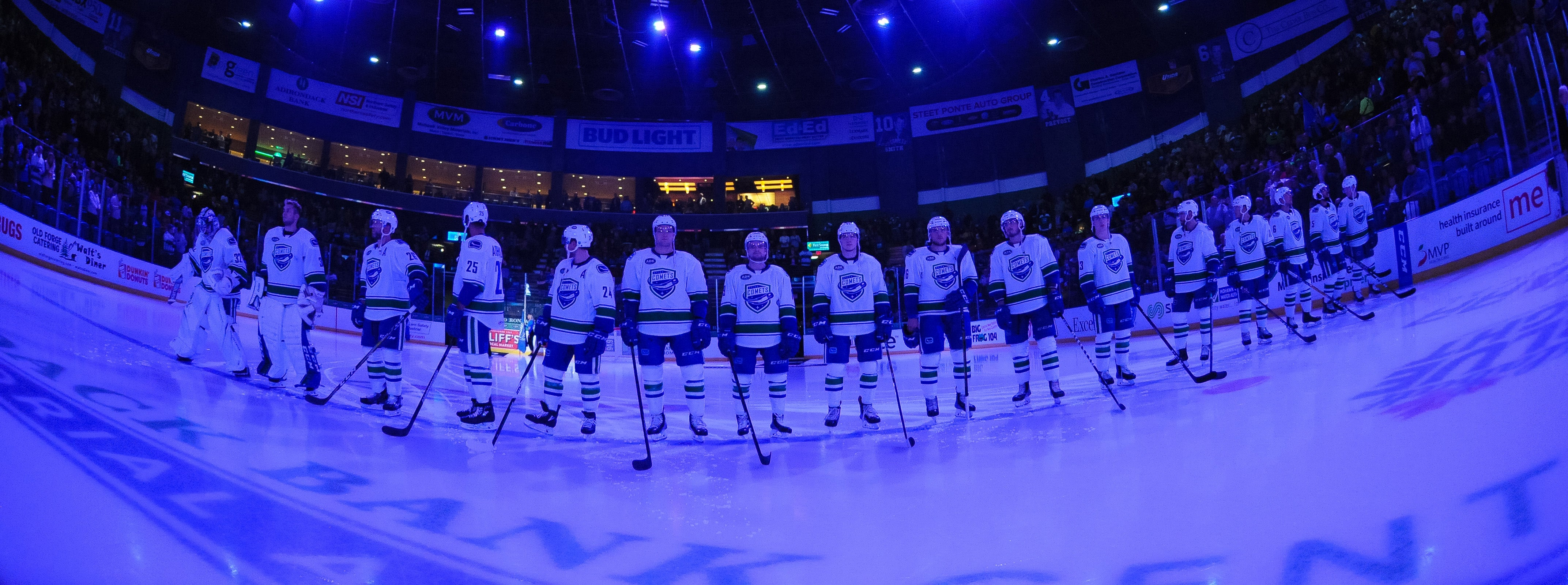 COMETS ANNOUNCE 2019-20 OPENING NIGHT ROSTER