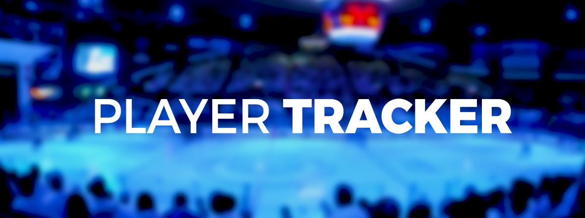 2016 Comets Player Tracker