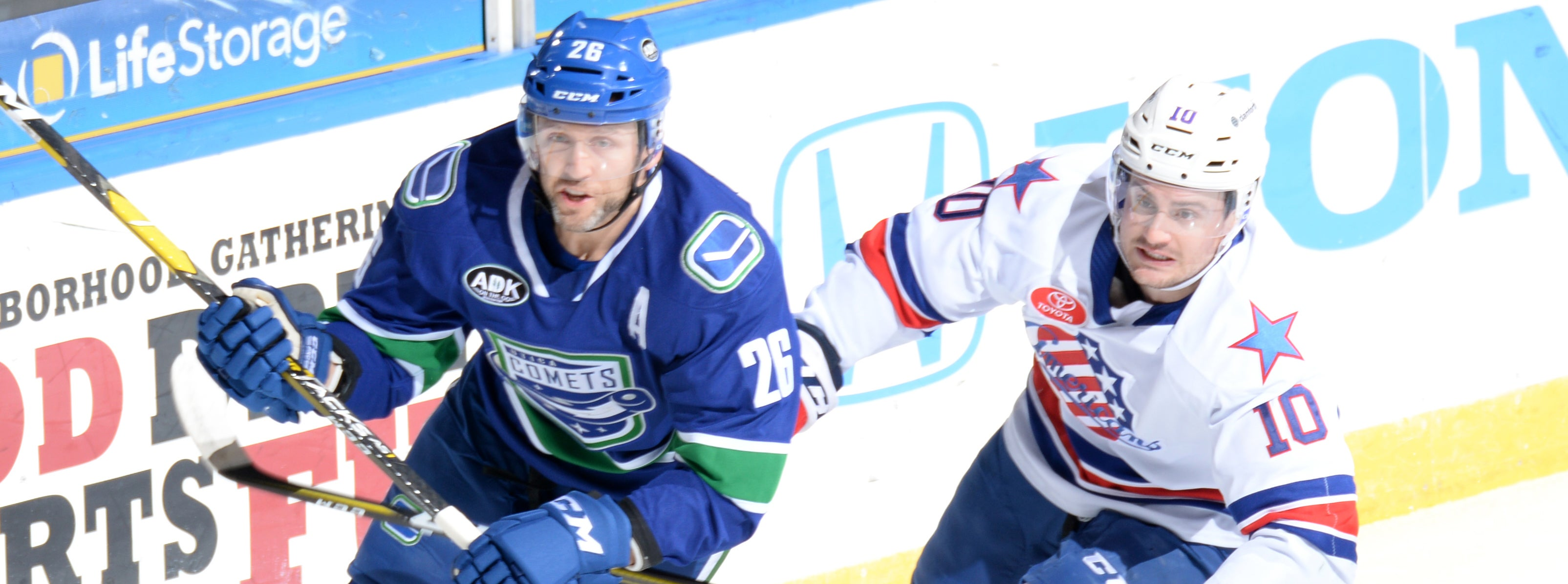 COMETS LATE SURGE NOT ENOUGH IN LOSS TO ROCHESTER