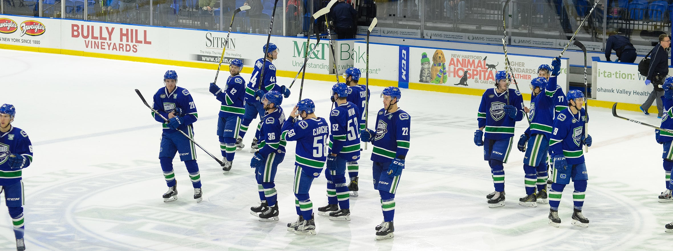 COMETS ANNOUNCE 2018 CALDER CUP ROUND ONE SCHEDULE