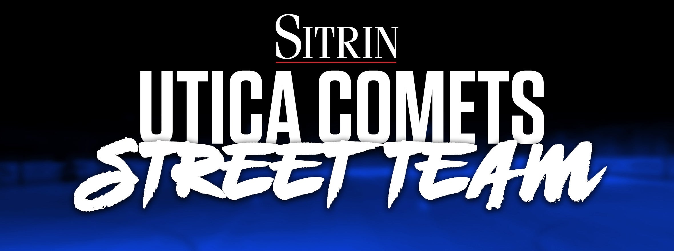COMETS ADD RAINMAN AND SITRIN STREET TEAM