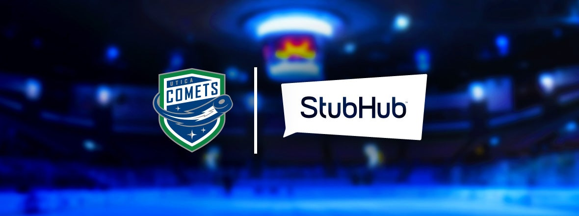 Utica Comets StubHub Ticket Exchange