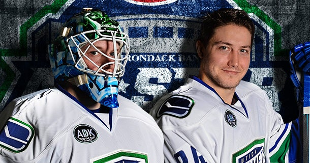 DEMKO AND BOUCHER NAMED TO AHL ALL-STAR CLASSIC ROSTER