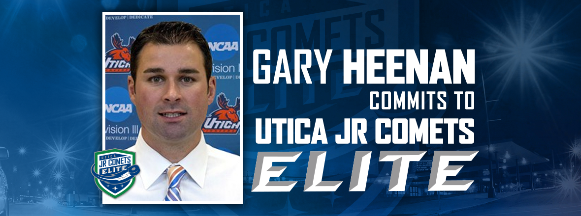 Heenan Commits to Jr. Comets Elite
