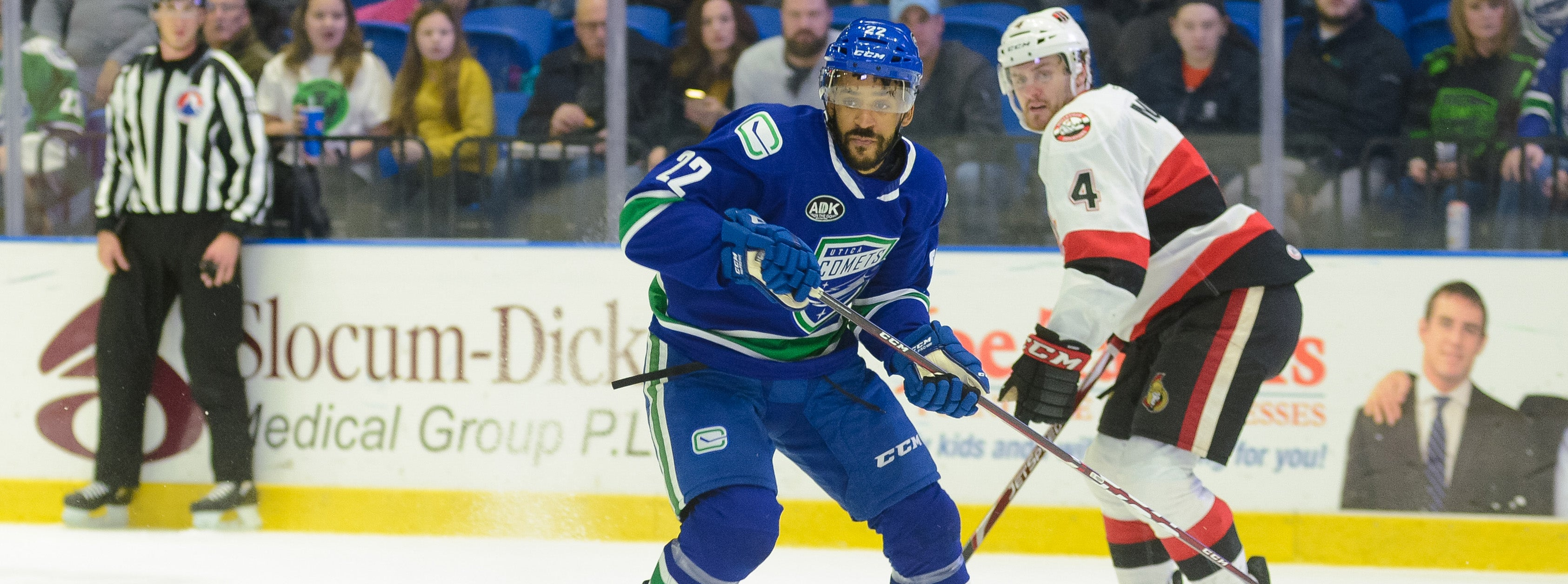 FOUR UNANSWERED GOALS SINK COMETS IN LOSS TO BELLVILLE
