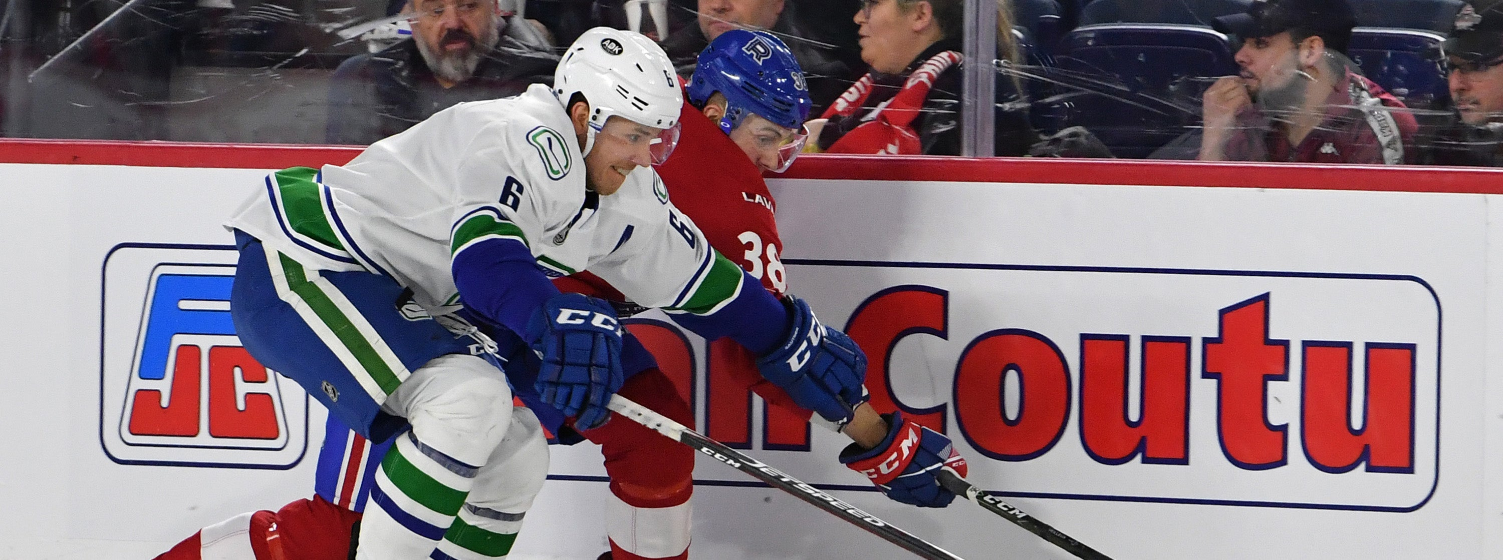 COMETS EARN POINT IN OVERTIME LOSS TO LAVAL