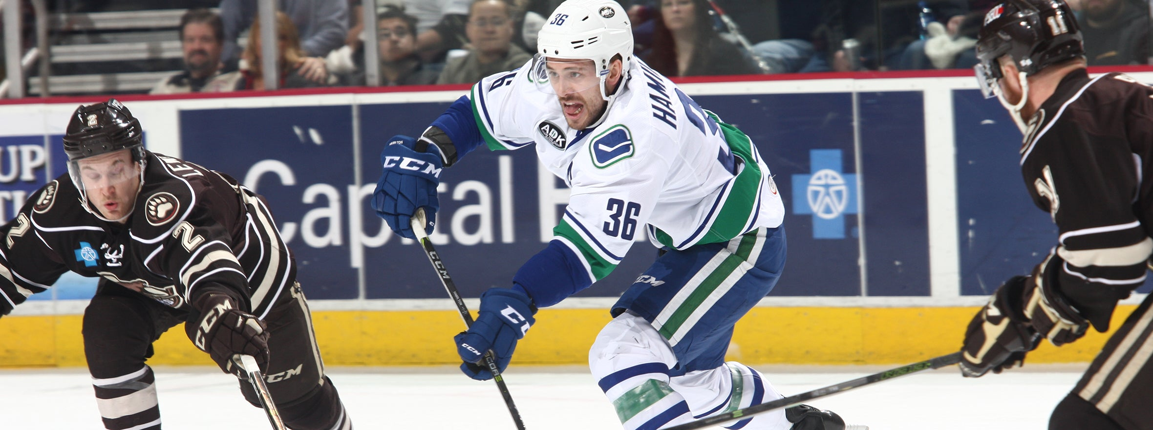 COMETS SHUTOUT FOR SECOND STRAIGHT NIGHT