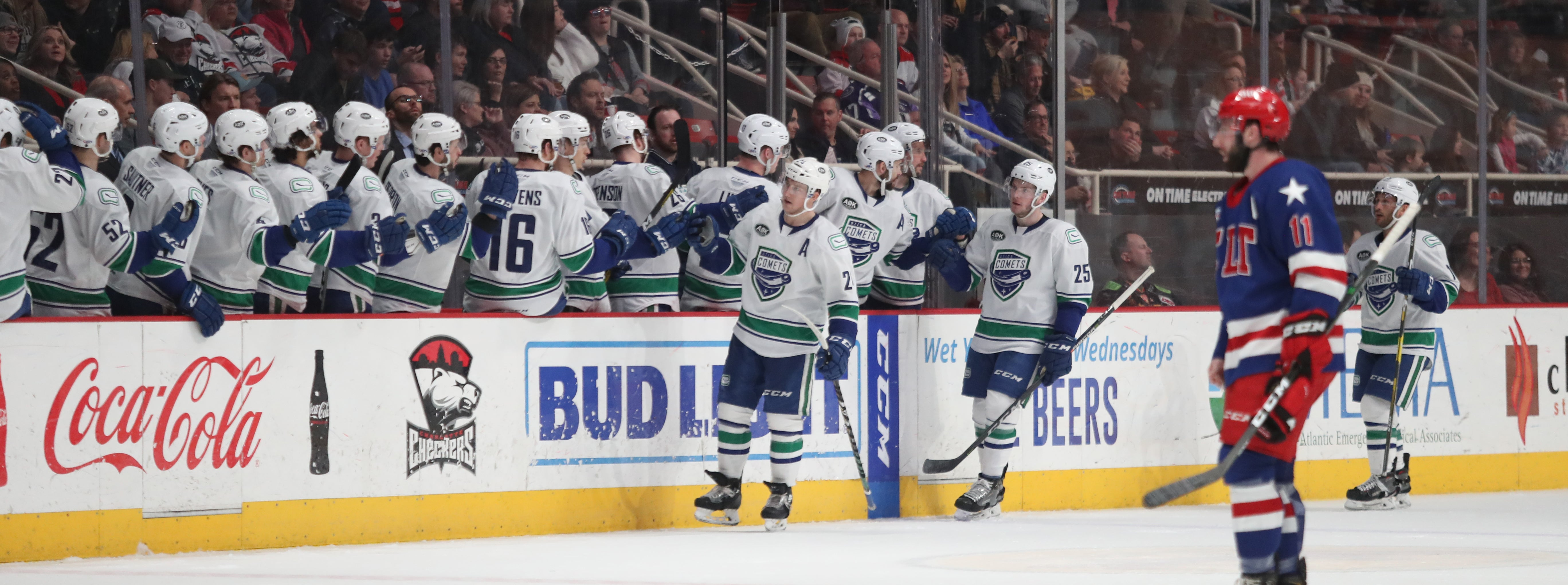 COMETS COMEBACK YIELDS OVERTIME WIN IN CHARLOTTE