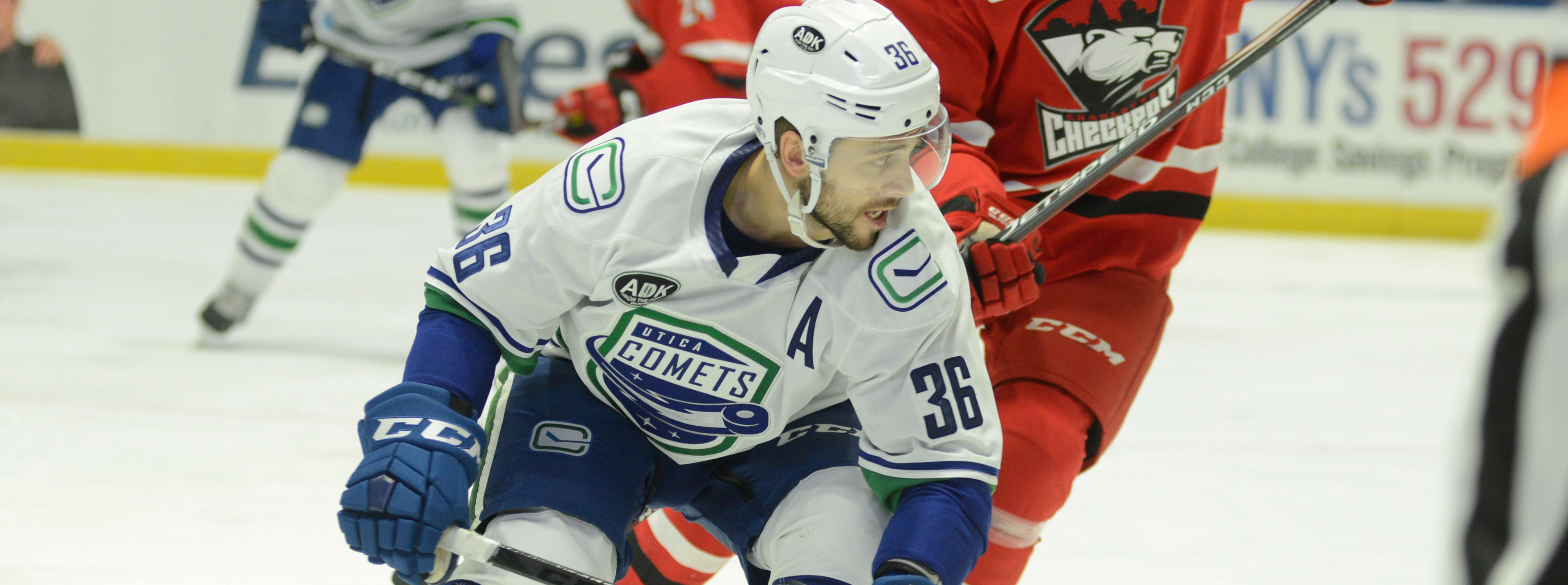 COMETS GO RIGHT BACK AT IT AGAINST CHECKERS
