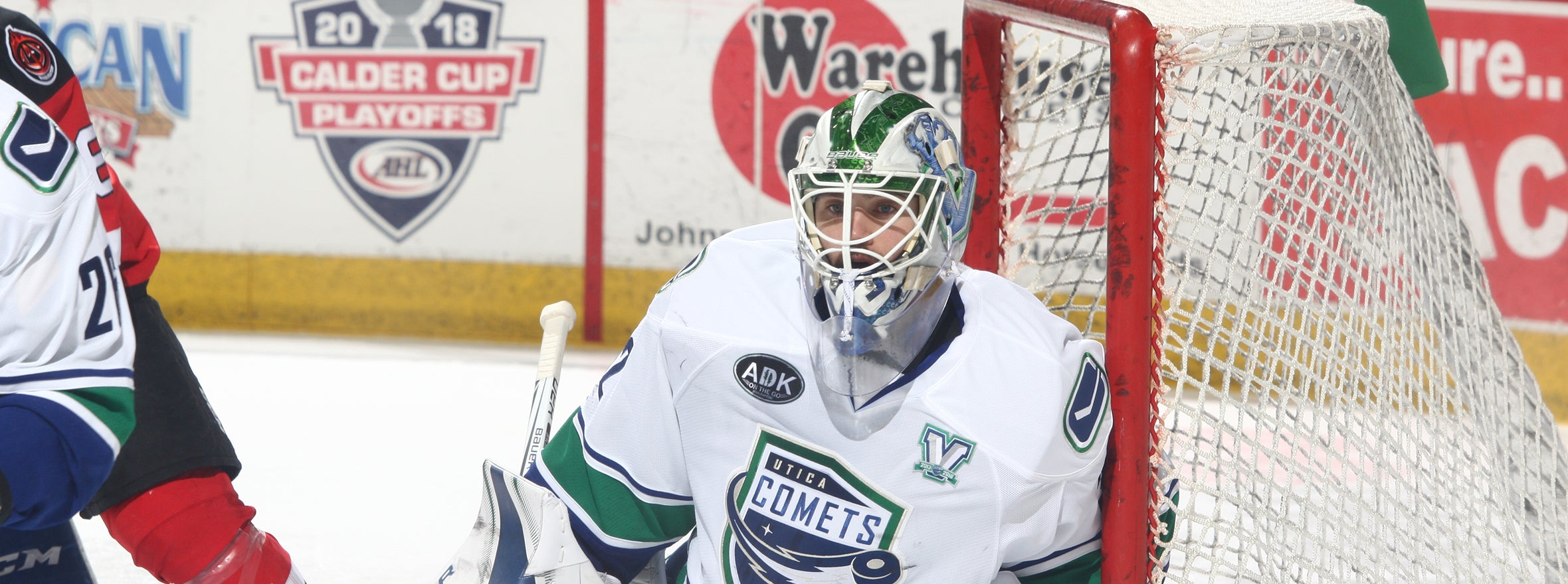COMETS PUNCH TICKET TO PLAYOFFS