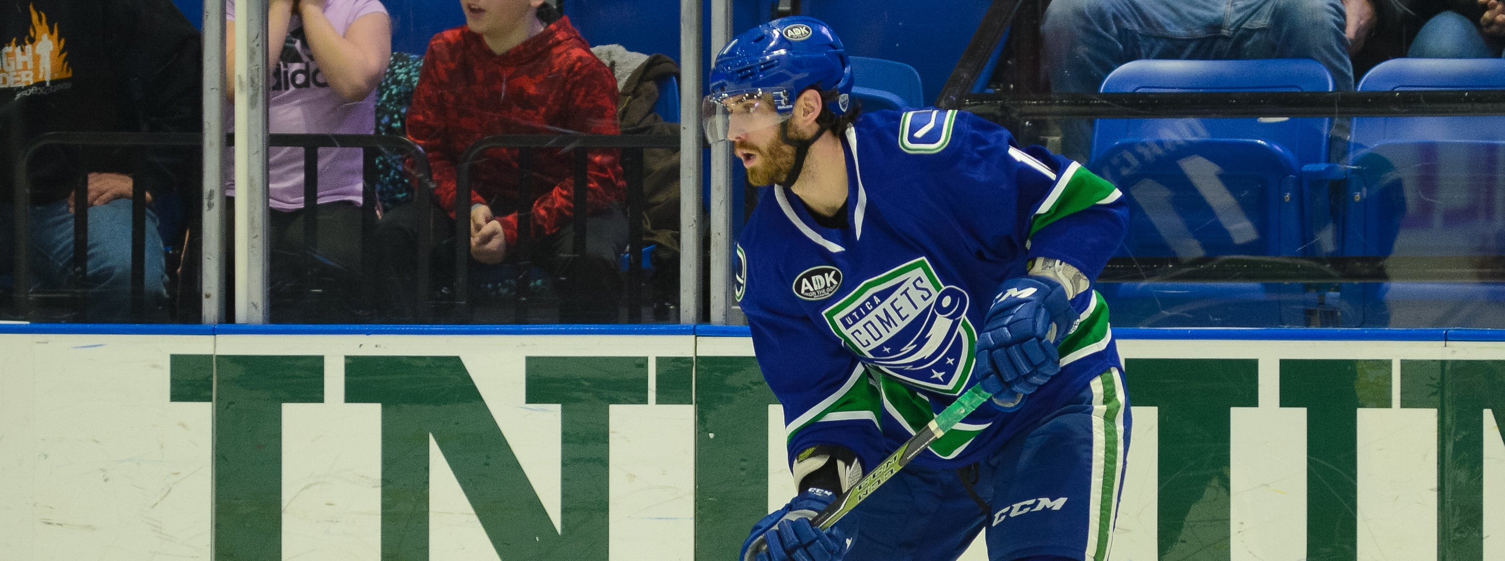 COMETS HEAD EAST TO TAKE ON WOLF PACK