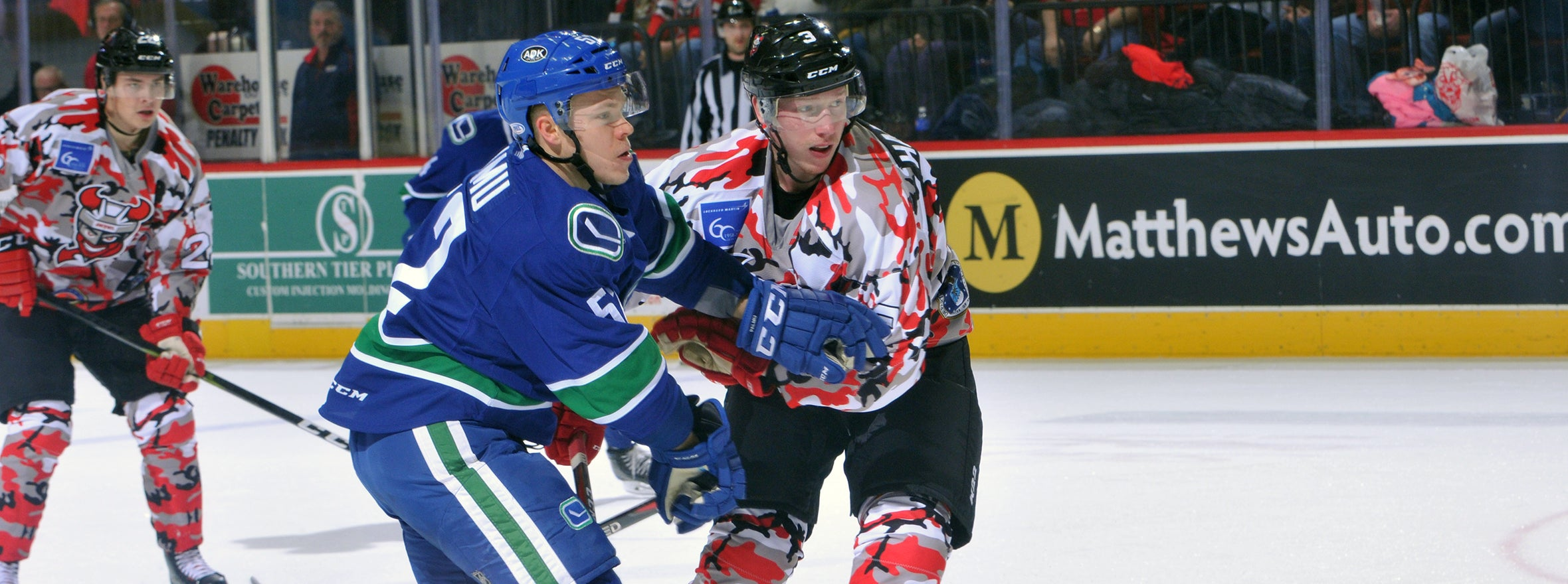FOUR-GOAL FIRST PERIOD DOOMS COMETS IN LOSS TO DEVILS