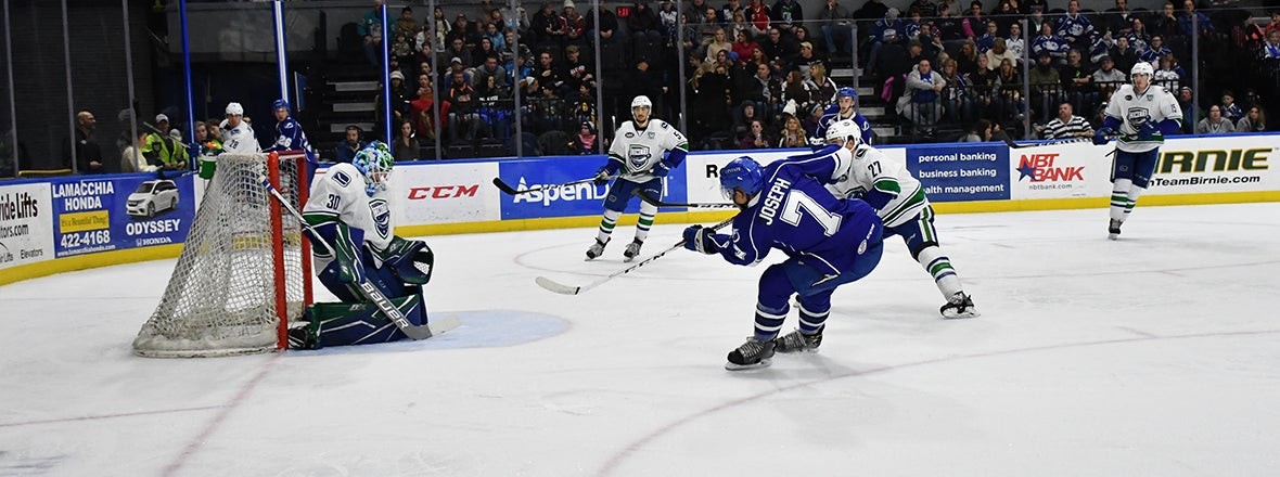 COMETS FALL TO CRUNCH IN THRILLING ELEVEN ROUND SHOOTOUT