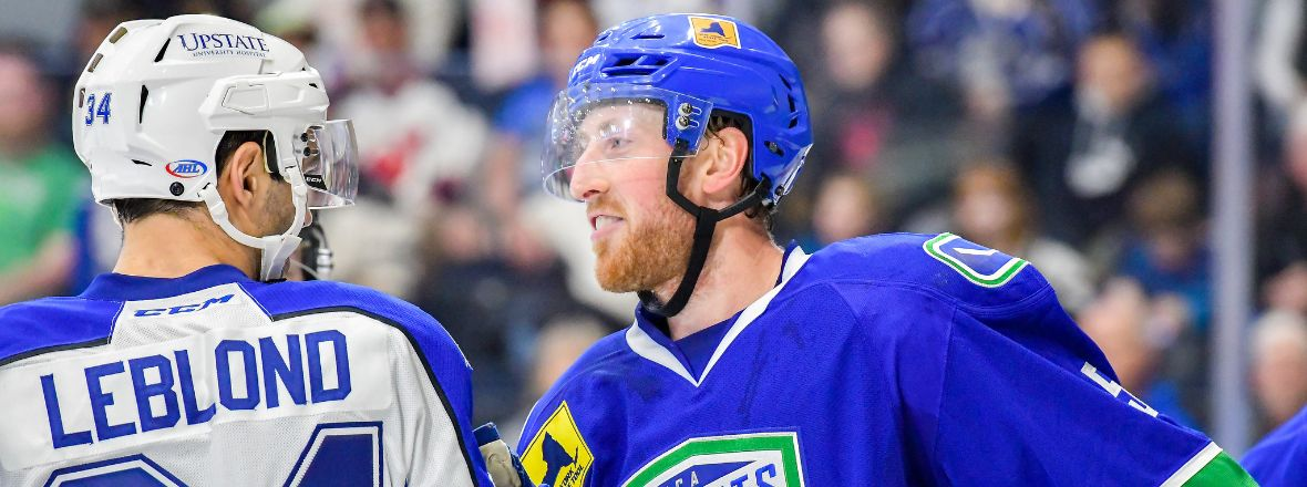Comets outlast Crunch