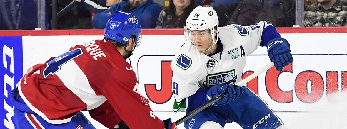 COMETS DEFUSE ROCKET TO WIN THIRD STRAIGHT