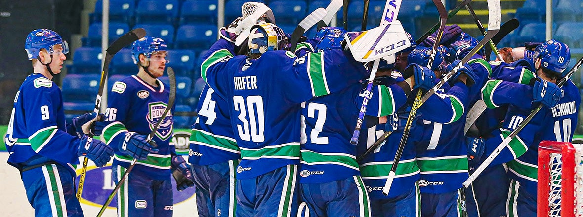 COMETS WIN OVERTIME THRILLER AT HOME