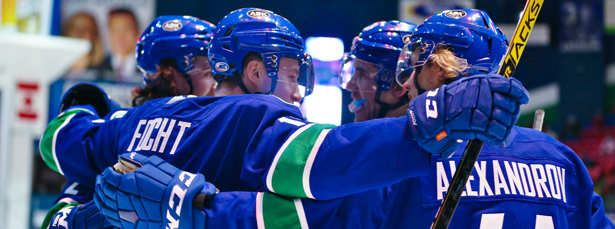 COMETS DOMINATE IN FRONT OF DIPIETRO, WIN 7-1