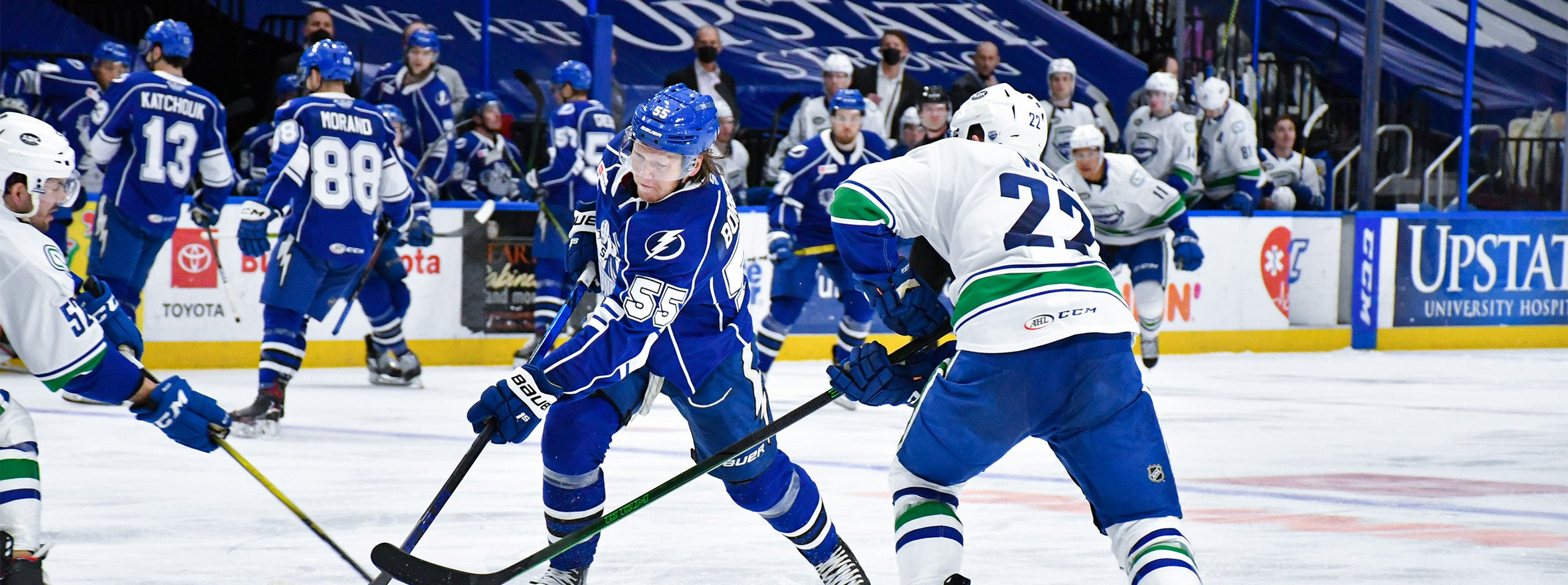 COMETS FALL TO CRUNCH 5-2