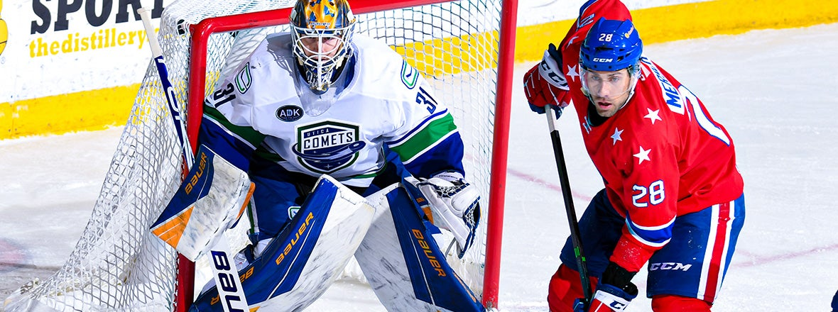COMETS SHUTOUT AMERICANS IN SECOND TO LAST GAME