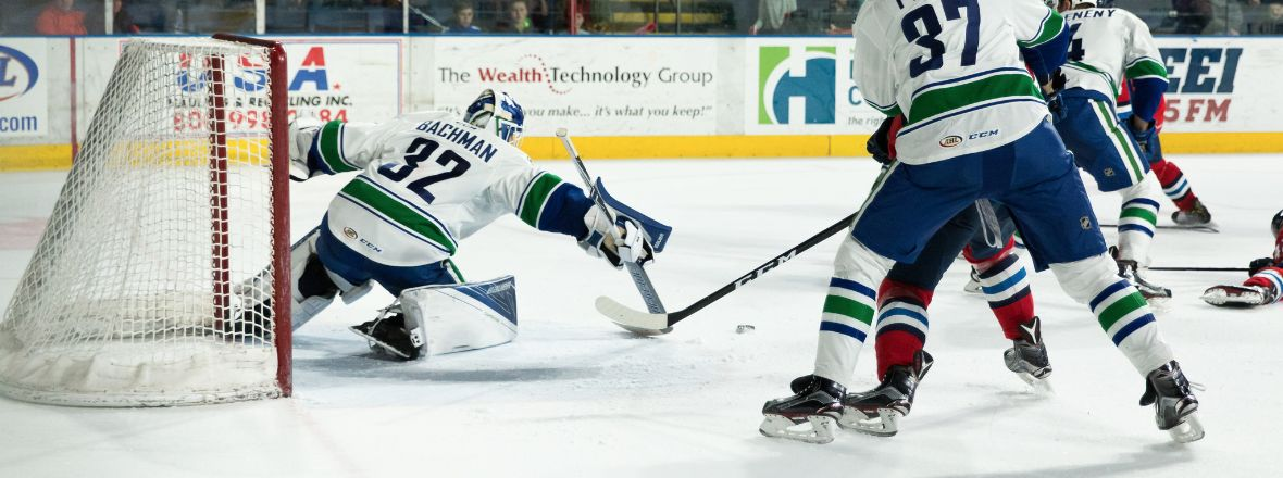 COMETS PROTECT EARLY LEAD AND BREAK WINLESS SKID