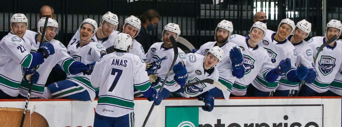 UTICA GRINDS OUT 6-5 SHOOTOUT WIN OVER BINGHAMTON