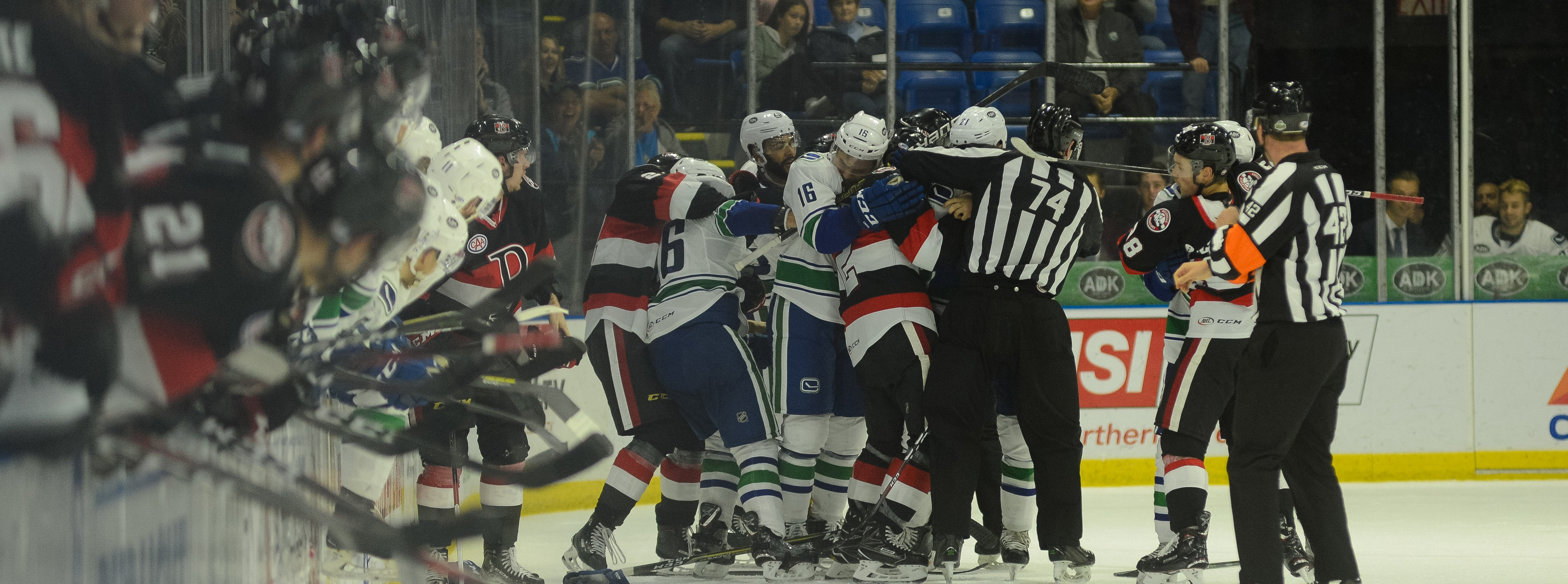 YEAR IN REVIEW: SEVEN-MINUTE PENALTY KILL