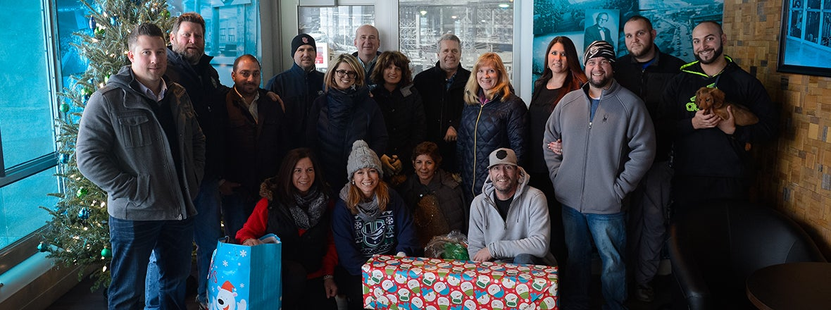 SAVE OF THE DAY FOUNDATION ADOPTS 50 FAMILIES