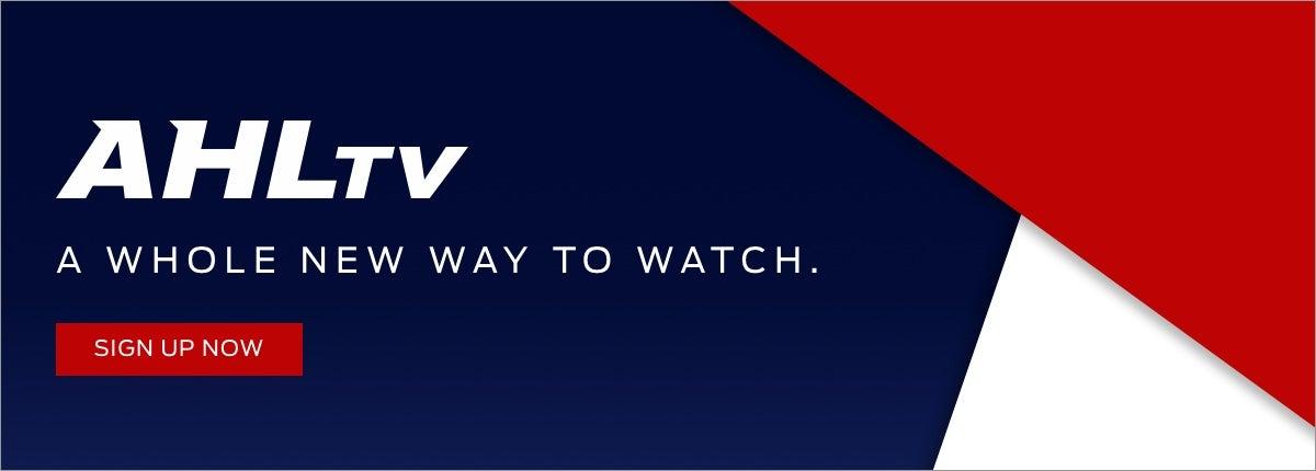 AHL ANNOUNCES AHLTV