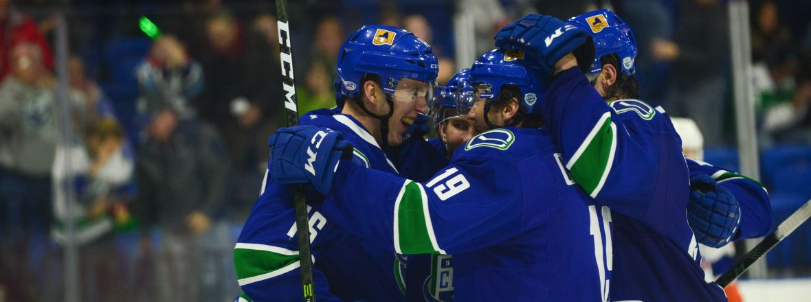 COMETS WIN FIFTH STRAIGHT GAME