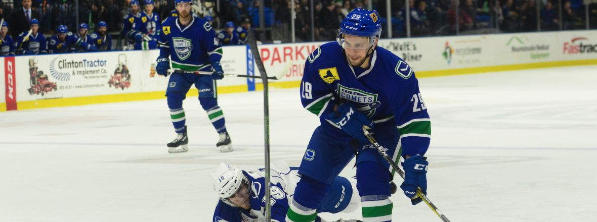 COMETS RELEASE WALL FROM PTO