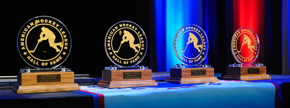 COMPLIMENTARY TICKETS FOR AHL HALL OF FAME INDUCTION