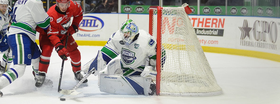 COMETS CAN'T OVERCOME EARLY DEFICIT