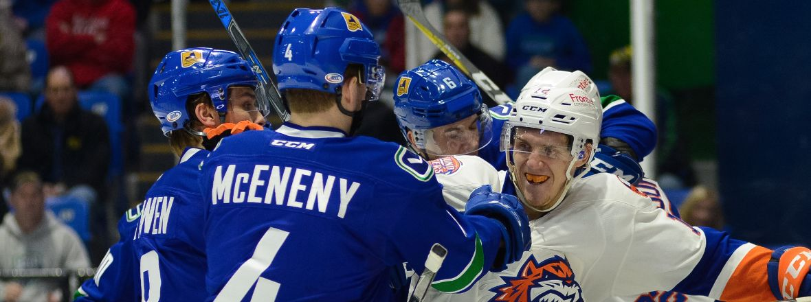 COMETS MEET SOUND TIGERS AGAIN