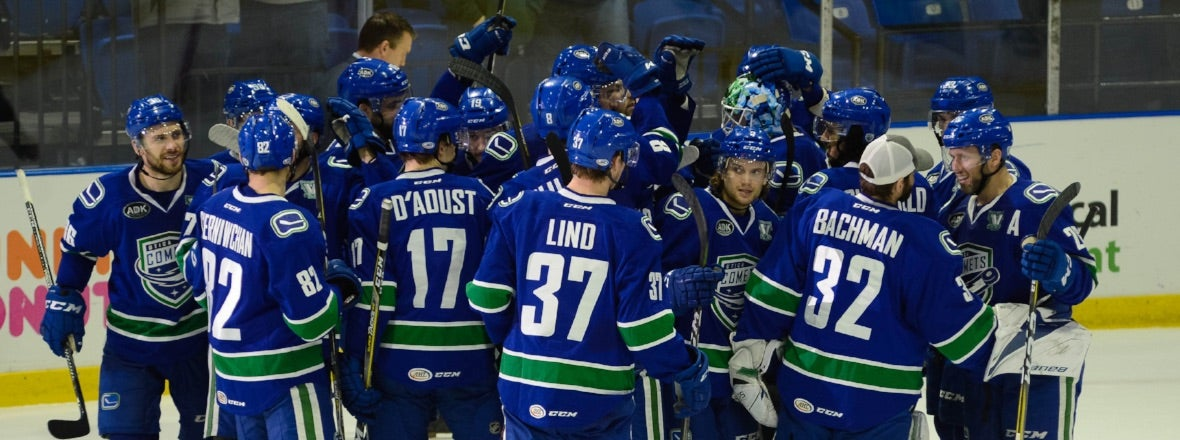 COMETS ANNOUNCE 2018 PLAYOFF PACKS AVAILABLE