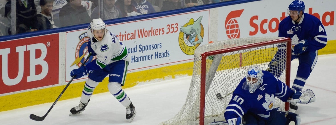 COMETS LOOK TO EVEN SERIES AGAINST TORONTO