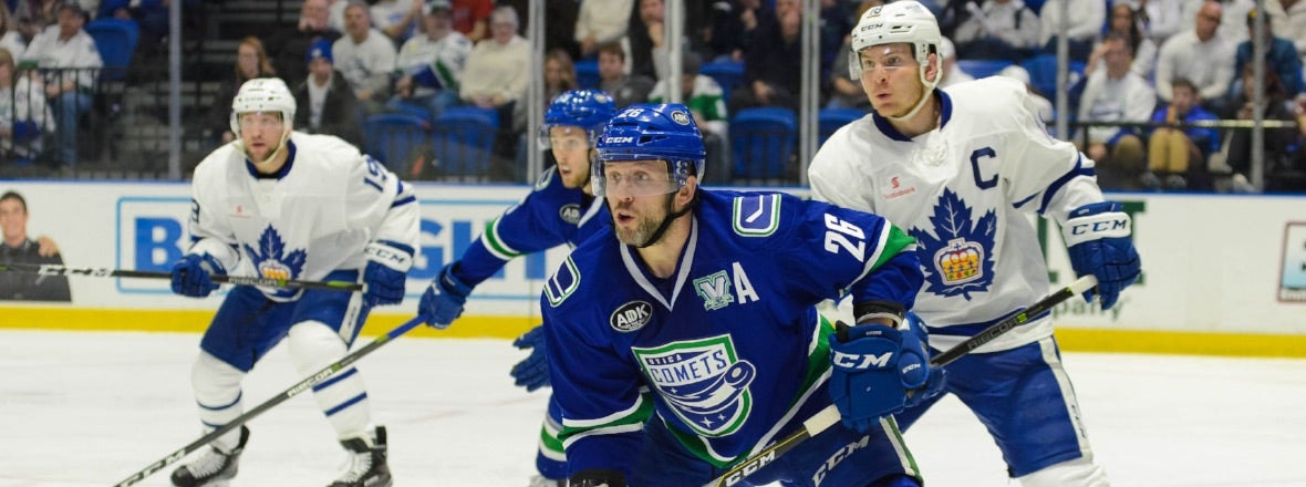 COMETS LOOK TO EXTEND SERIES IN PIVOTAL GAME FOUR