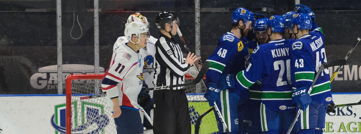 COMETS VISIT SPRINGFIELD FOR FIRST TIME THIS SEASON