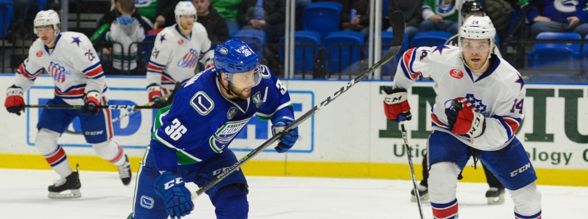 COMETS AND AMERKS GO TOE-TO-TOE FOR FINAL TIME