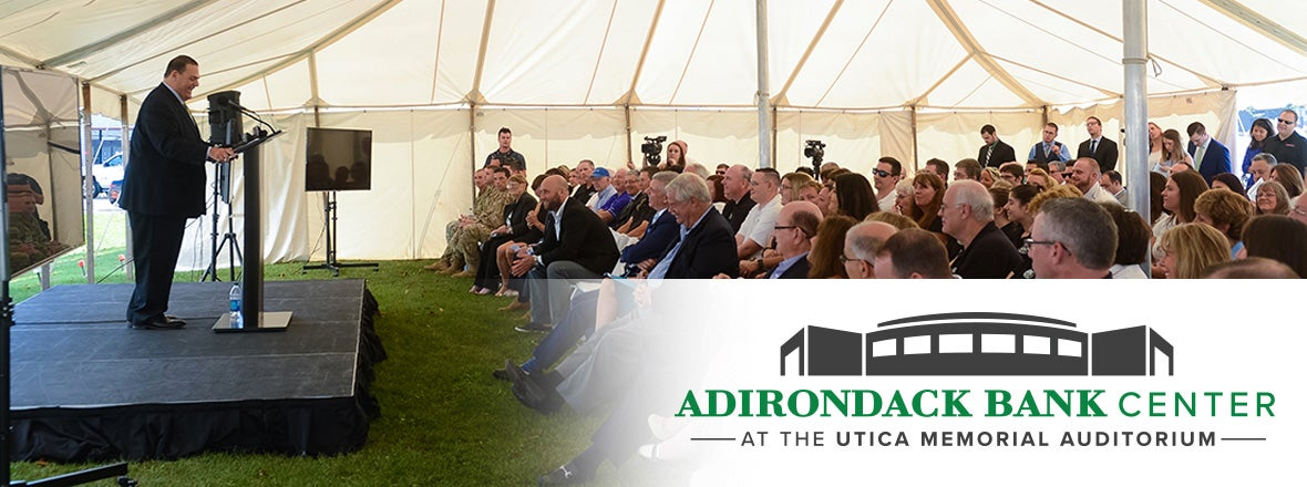 UTICA AUD NAMING RIGHTS DEAL EXEMPLIFIES SUSTAINABILITY