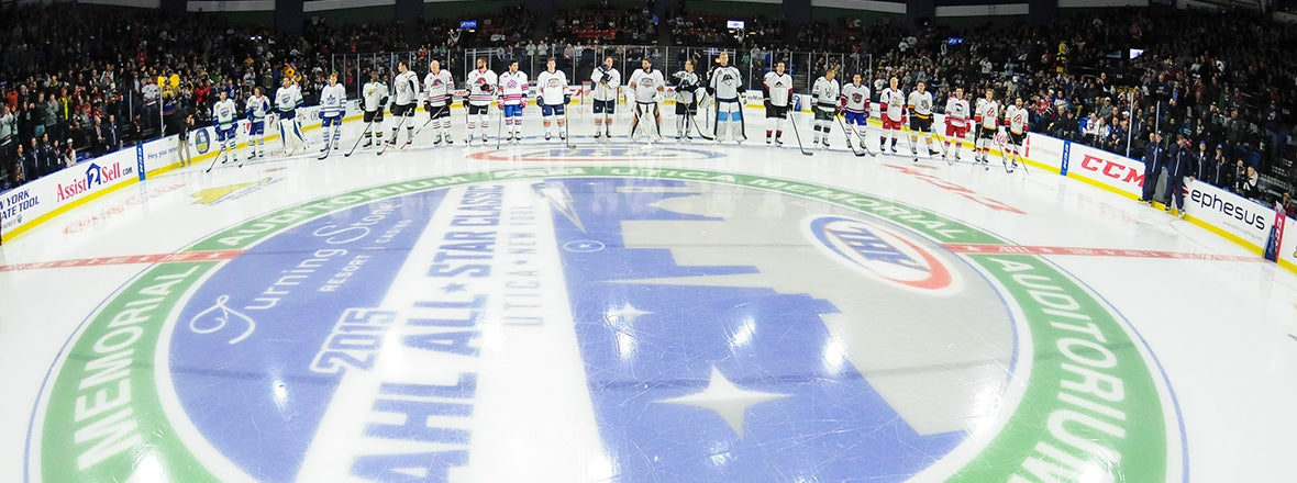 2018 AHL ALL-STAR CLASSIC TO BE TELEVISED LIVE