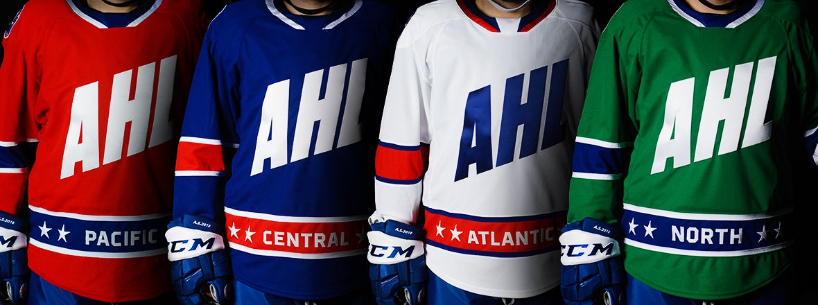 AHL TO DEBUT CCM QUICKLITE JERSEYS AT 2018 ALL-STAR