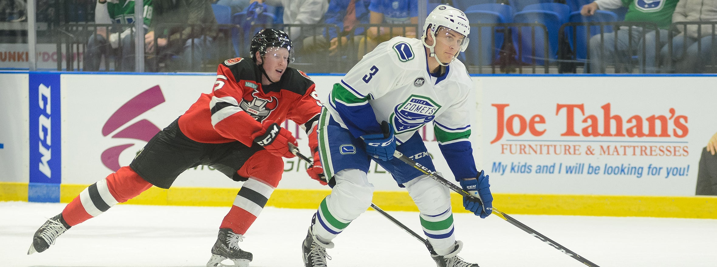 COMETS ASSIGN JAGGER DIRK TO KALAMAZOO
