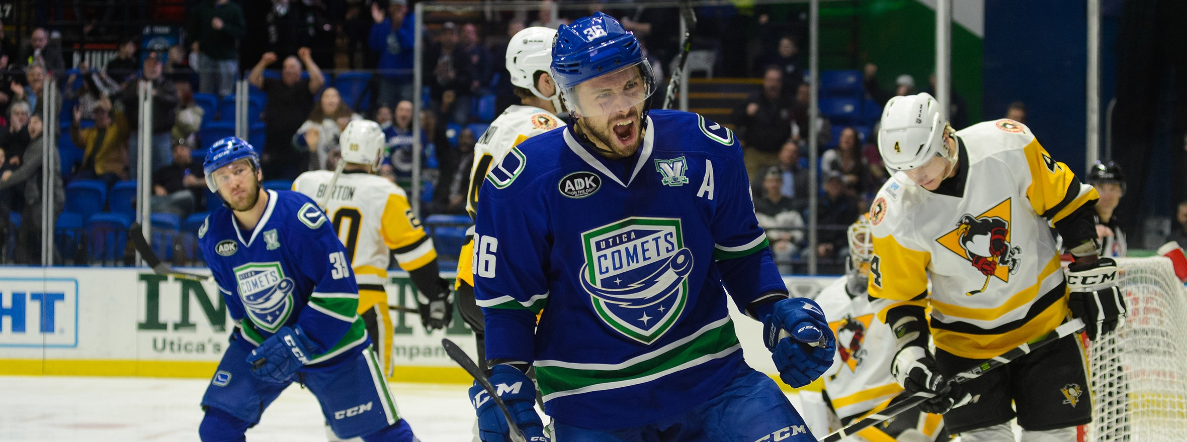 COMETS SIGN FORWARD WACEY HAMILTON TO A TWO-YEAR CONTRACT