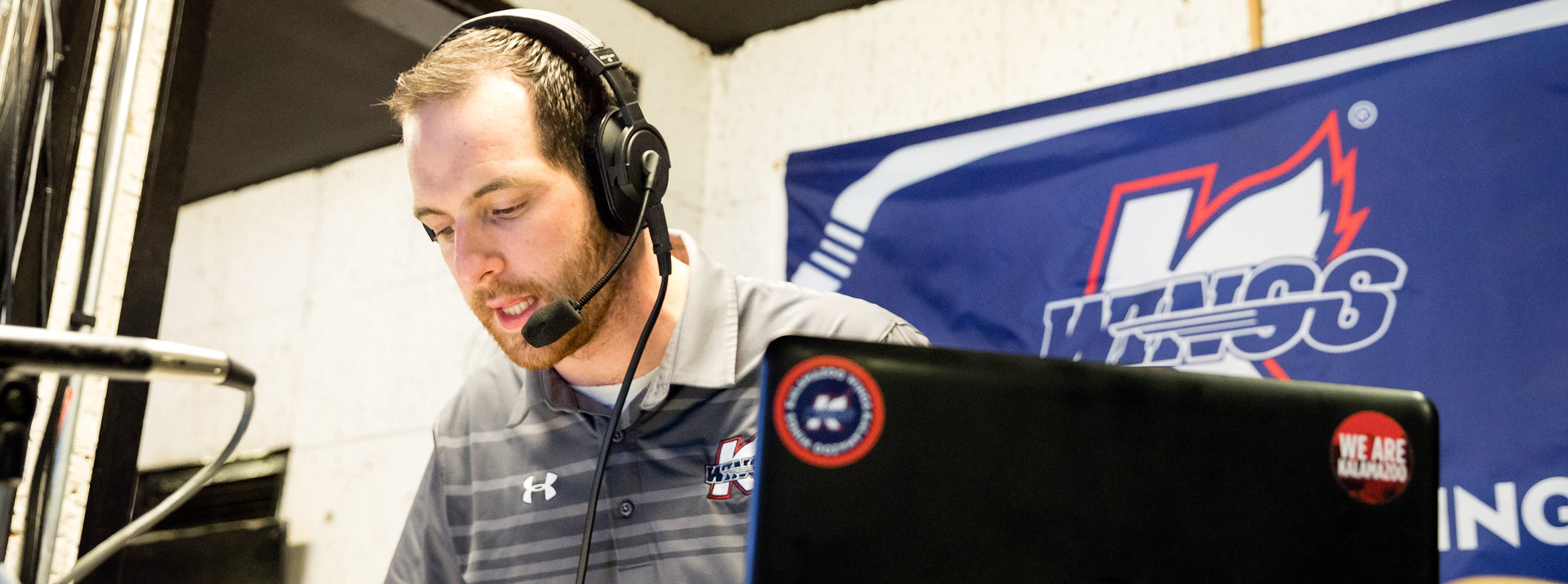 JOE ROBERTS ANNOUNCED AS NEW VOICE OF THE COMETS