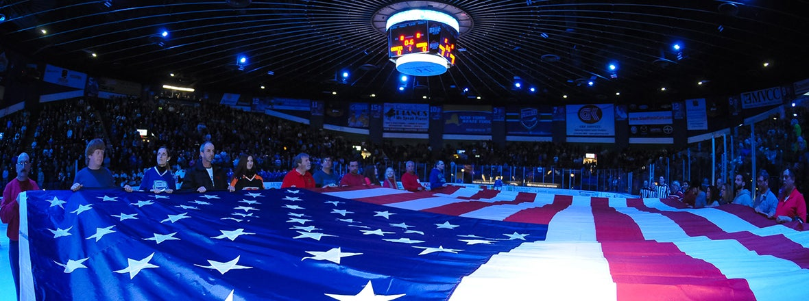 COMETS ANNOUNCE DETAILS OF MILITARY APPRECIATION NIGHT