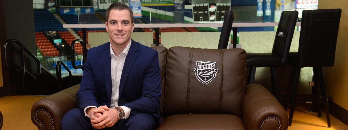 COMETS ANNOUNCE ADAM PAWLICK AS VICE PRESIDENT