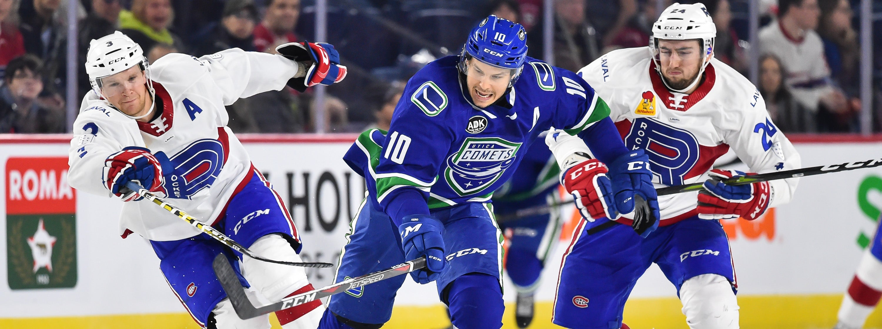 COMETS FALL TO ROCKET IN OVERTIME