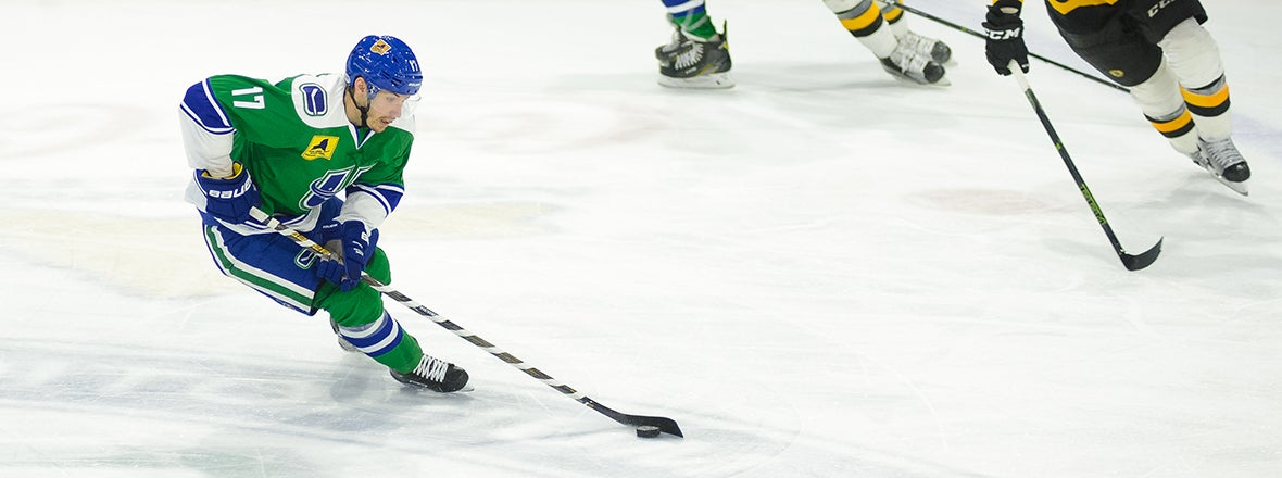 CANUCKS RECALL FORWARD ANTON RODIN FROM THE COMETS