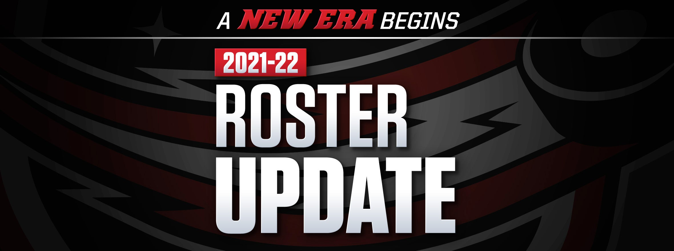 COMETS ROSTER UPDATE